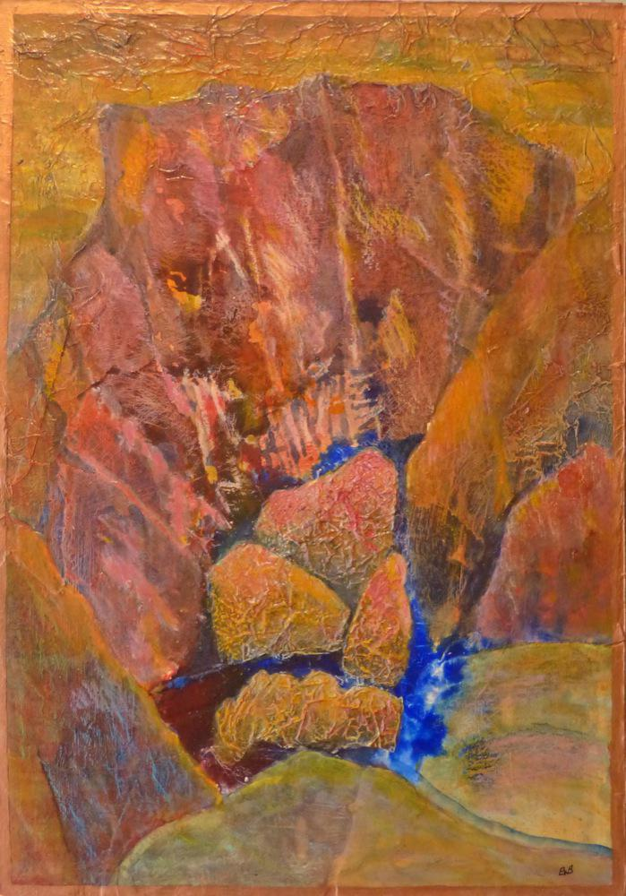 Elizabeth Warren-Boulton: Red Canyon
