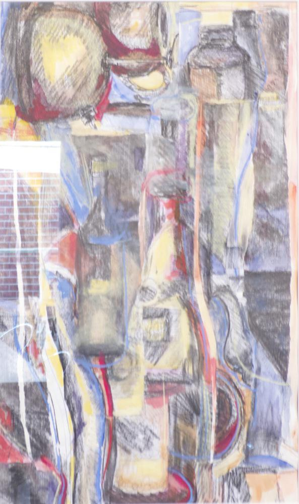 Robyn Sharp: Still Life Collage
