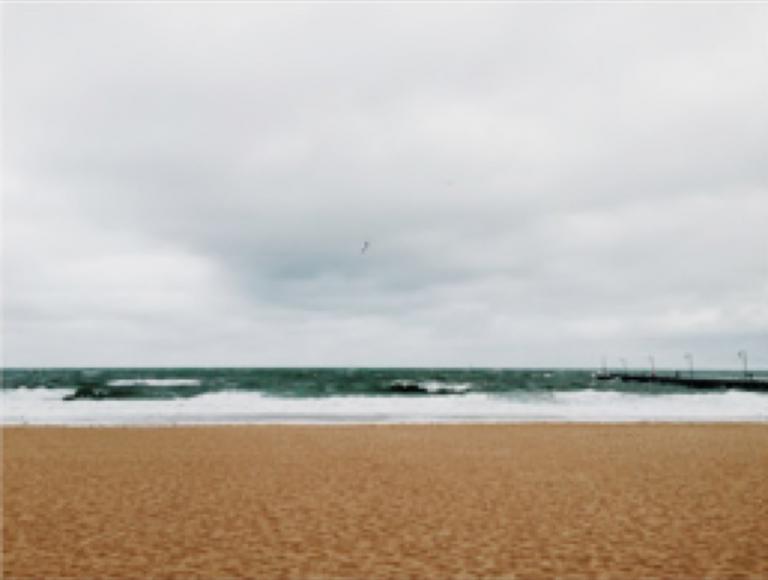 Leonard Grigoryan: The sea, the sky (b)