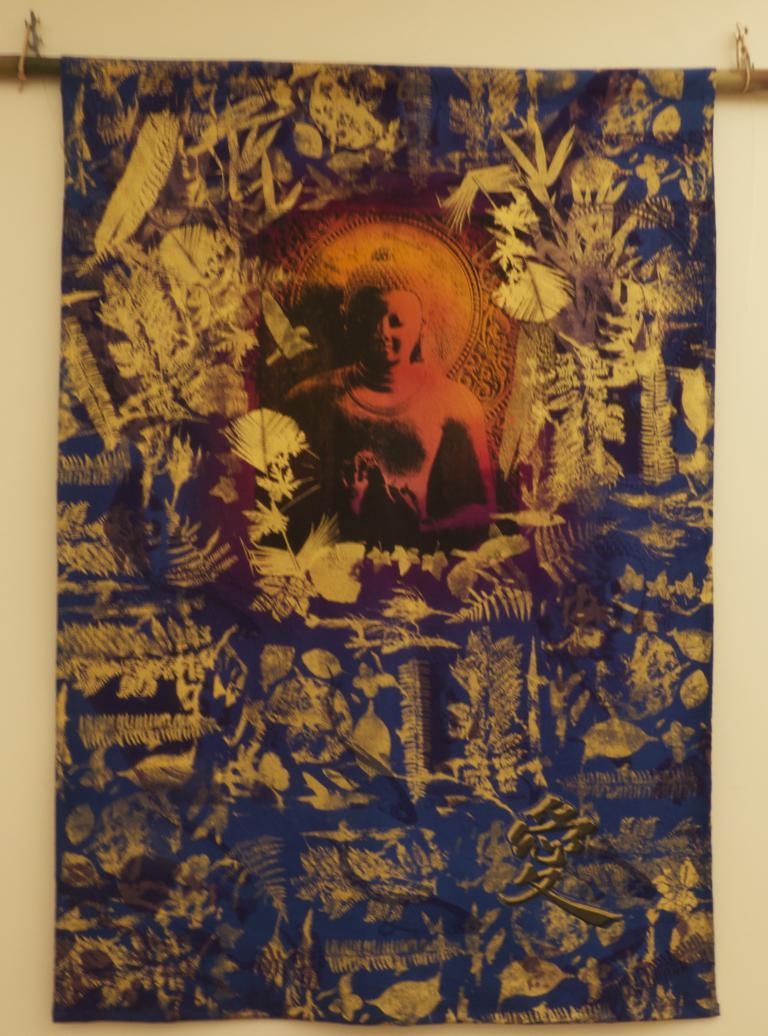 John Forsyth: Buddha in Nature
