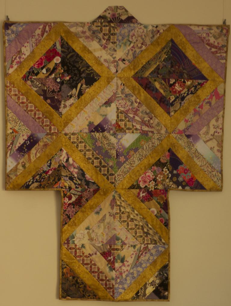 Allan Gilden: Kimono
