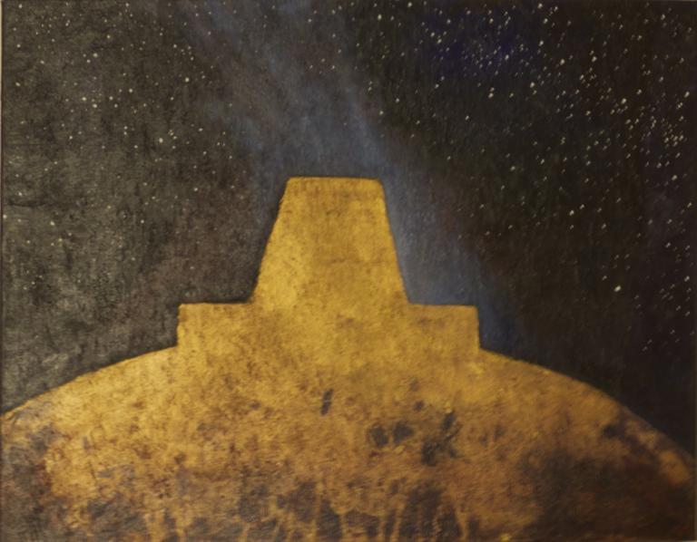 Githa Pilbrow: Stupa Borobudur Temple