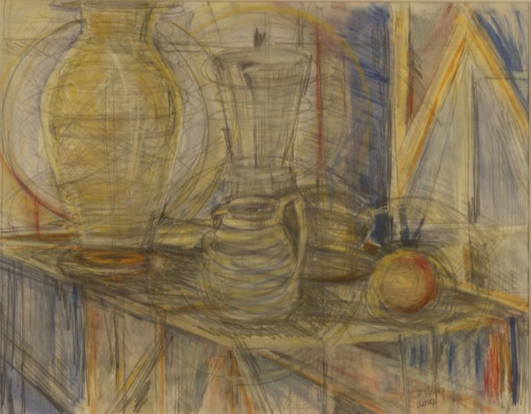Robyn Sharp: Still life with energy