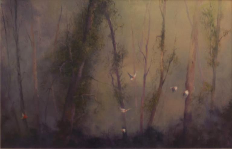 Derek Watt: Birds in the Bush