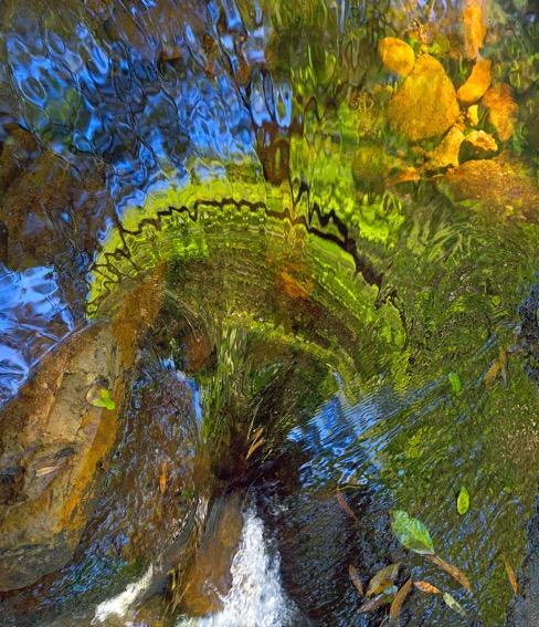 Gary Steer: Broger's Creek Impressions III
