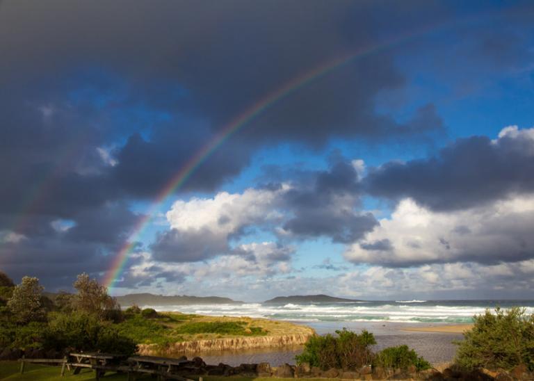 Sue Williamson: The Storm has Passed