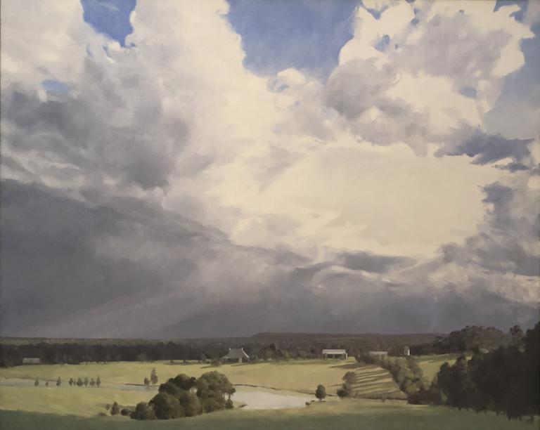Phil Miles: Parma View