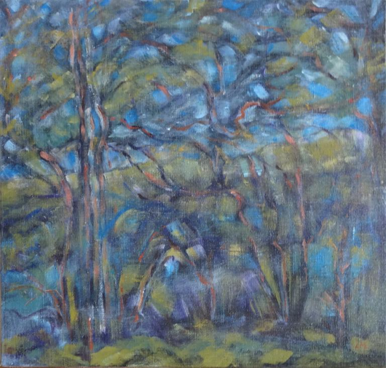Lynne Mullane: Winter Stirring