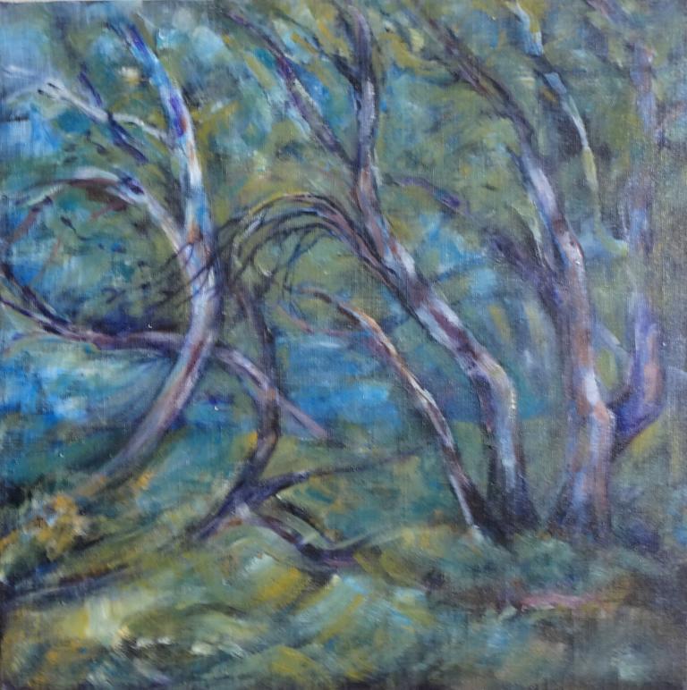 Lynne Mullane: Winter Breeze