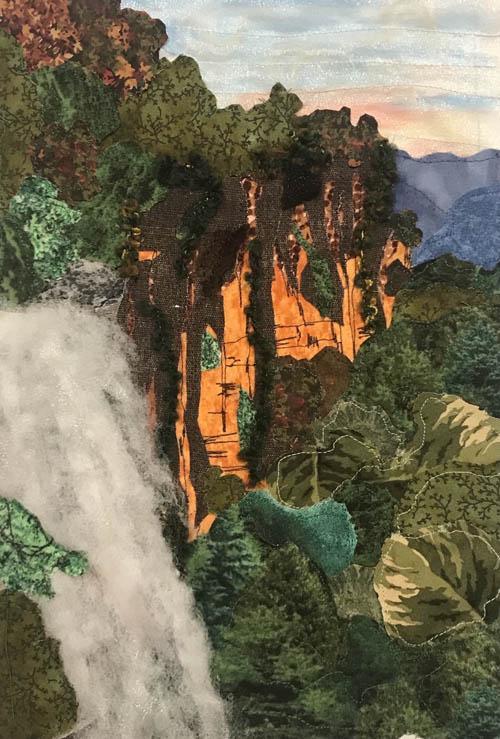 10. After Rain at Fitzroy Falls