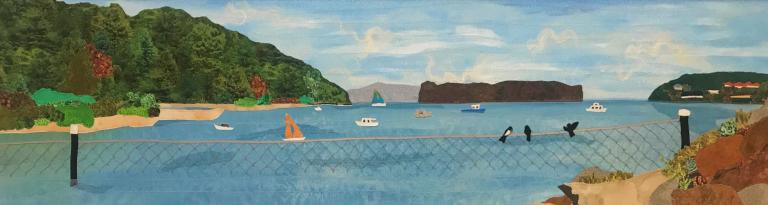 18.Summer Day on Pittwater