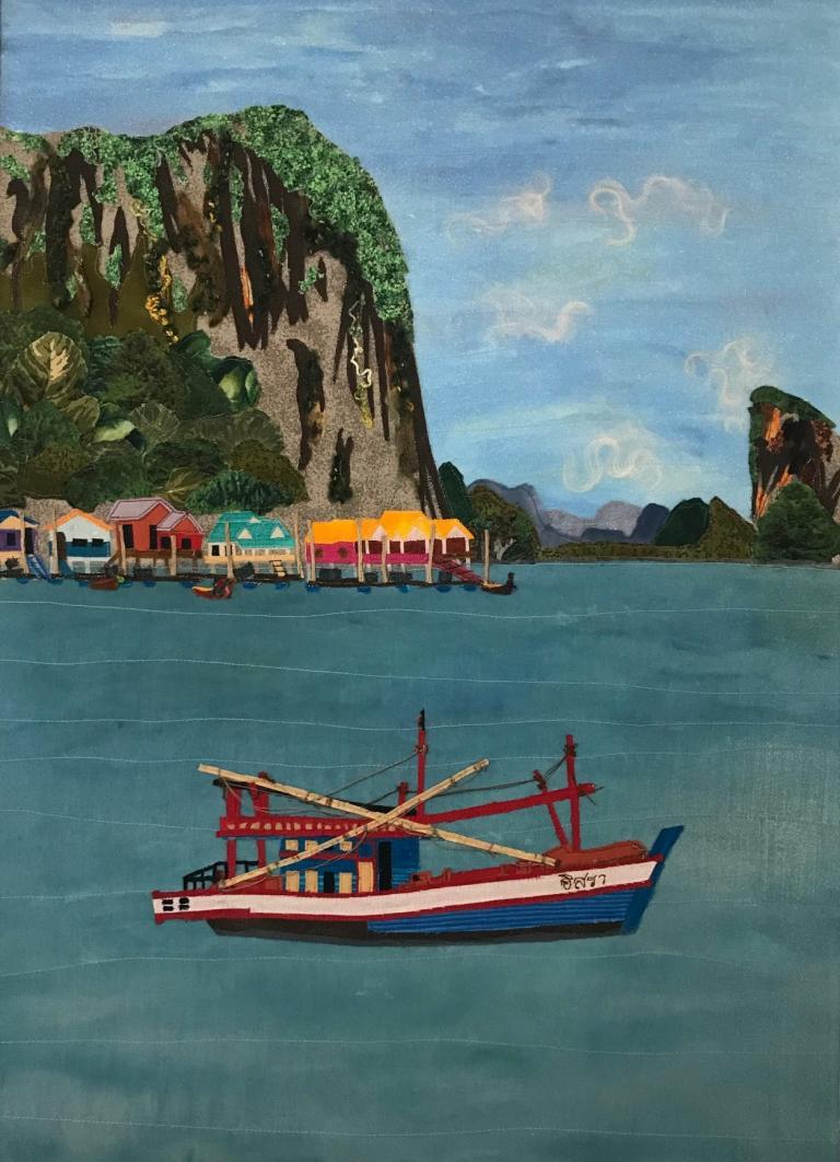 23.Fishermen at Pan Yee Island