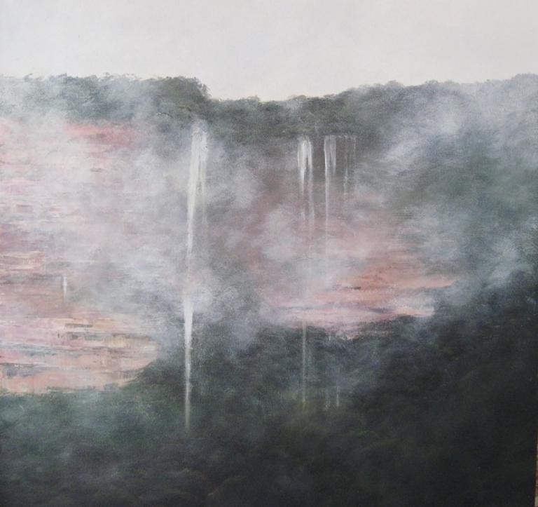 Larraine Hahlos: Shoalhaven GorgeMaynard Falls