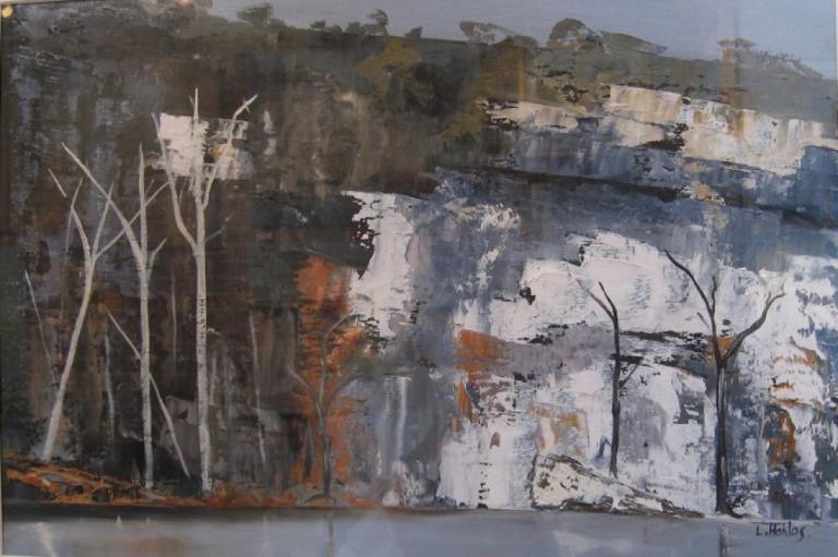 Larraine Hahlos: Maynard Falls