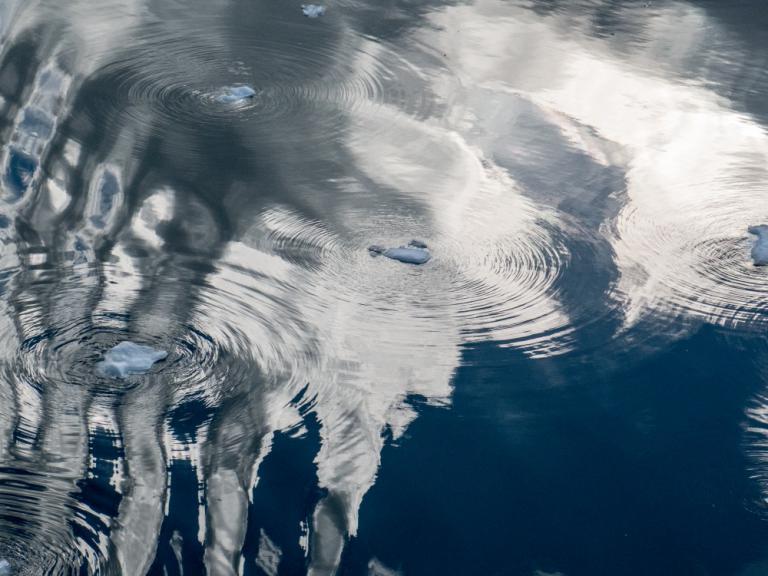Sue Williamson: Glacial Fragment I