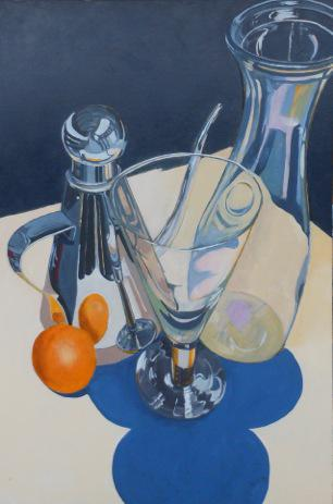 Peter Dorreen: Still Life with Orange