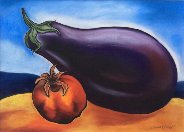 Githa Pilbrow: Eggplant