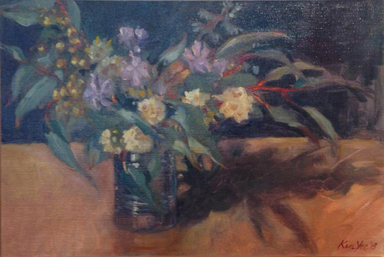 Myriam Kin-Yee: Bushwalk Harvest