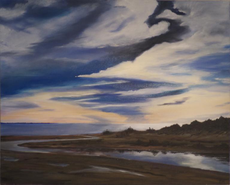 Barbara Acworth: Early Morning
