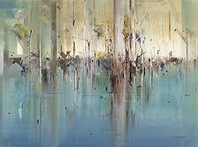 Larraine Hahlos: Blue Bayou