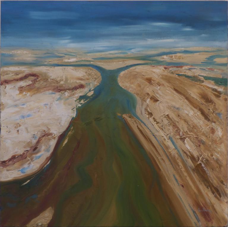 Larraine Hahlos: Lake Eyre