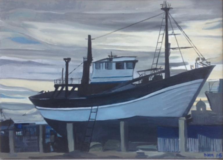 Deborah Hunter: Mills Dry Dock
