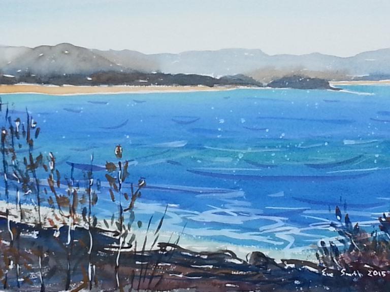 Eve Smith: Culburra Beach