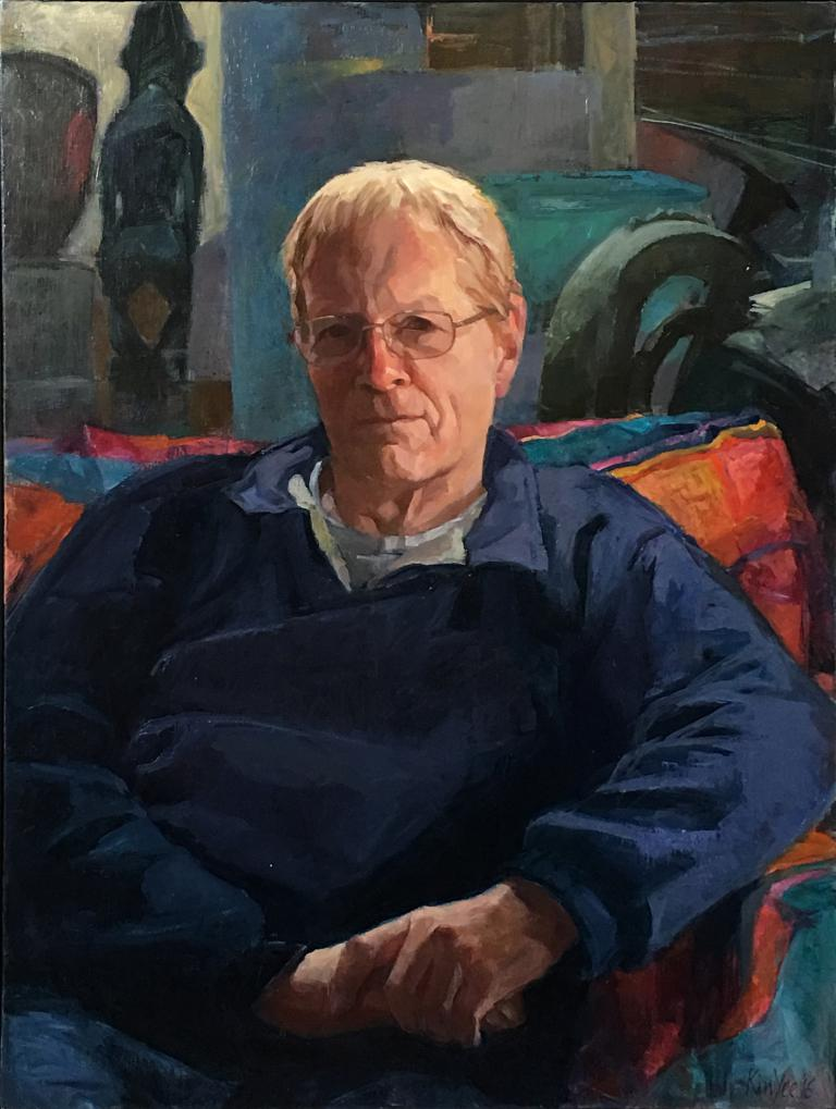 Myriam Kin-Yee: Through the Looking Glass (a portrait of Martin Wesley-Smith)