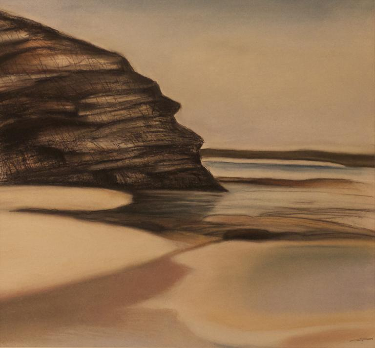 Githa Pilbrow: Red Rock Headland