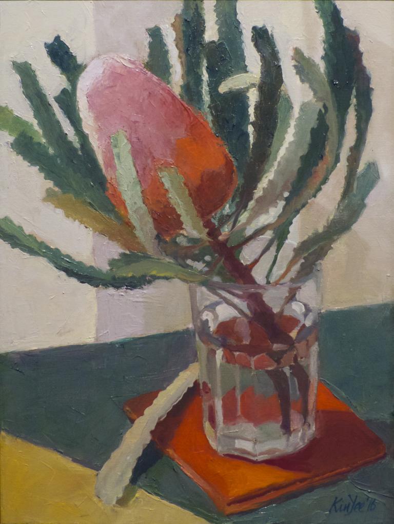 Myriam Kin-Yee: Banksia