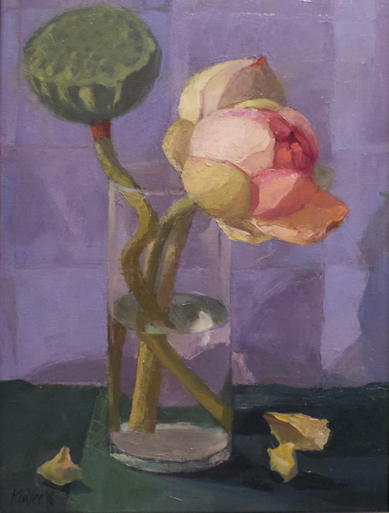 Myriam Kin-Yee: Lotus