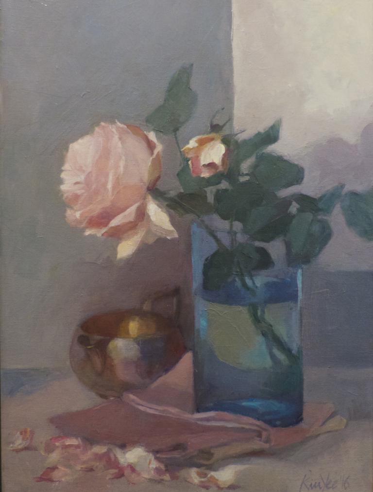 Myriam Kin-Yee: Roses from Mr Gazzard
