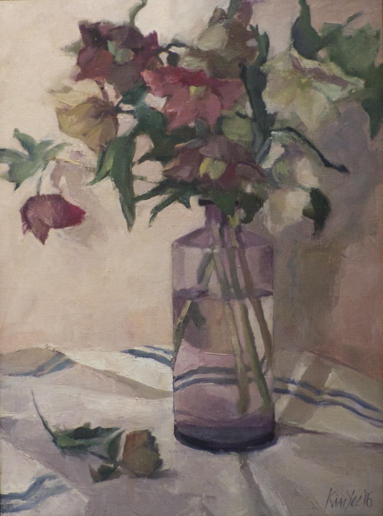 Myriam Kin-Yee: Winter Roses