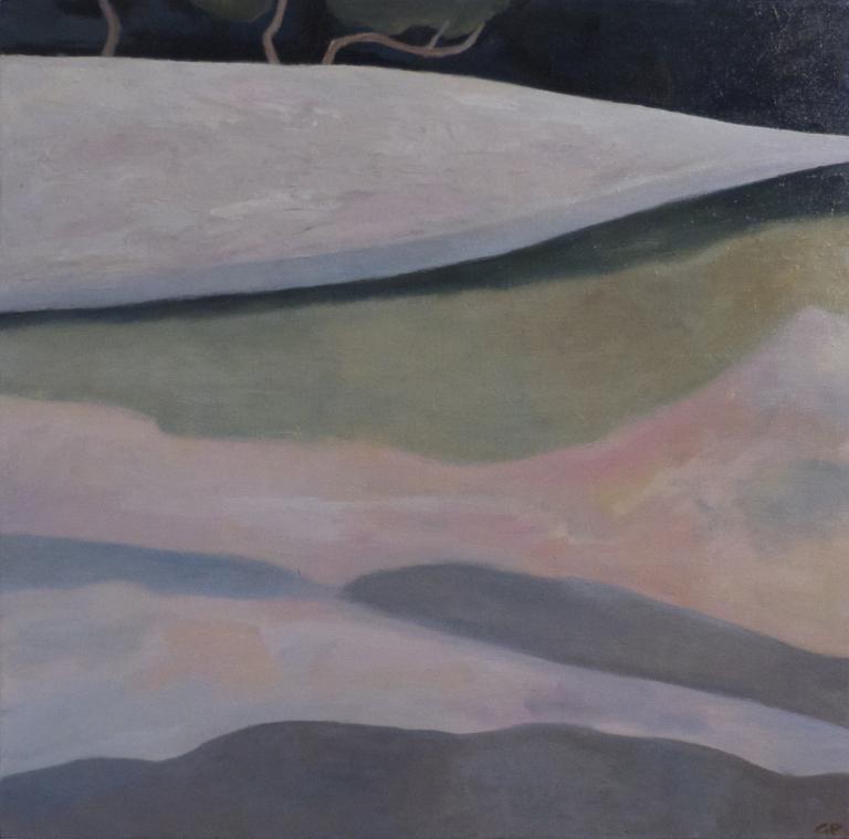 Githa Pilbrow: Green Patch I