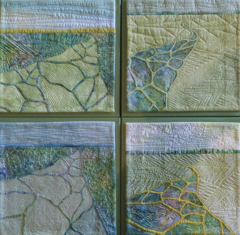 Carolyn Collins: Wandering Way – Stepping Stones Series