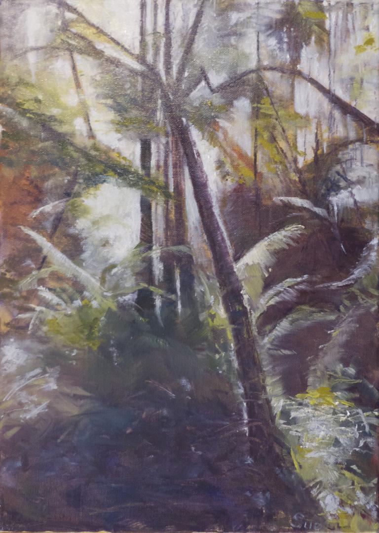 Susan Hansel: Forest Floor