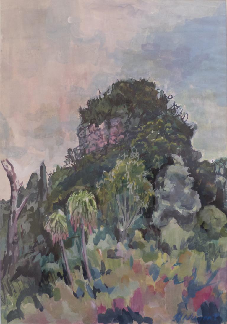 Helen Nugent: Browns Mountain – Light Mood