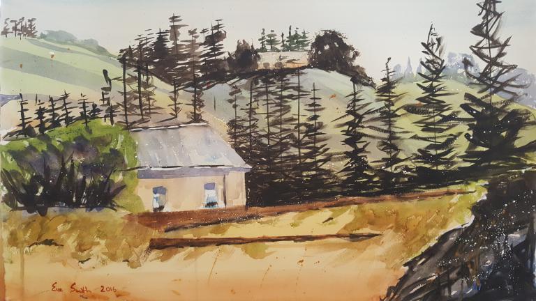 Eve Smith: Norfolk Island House