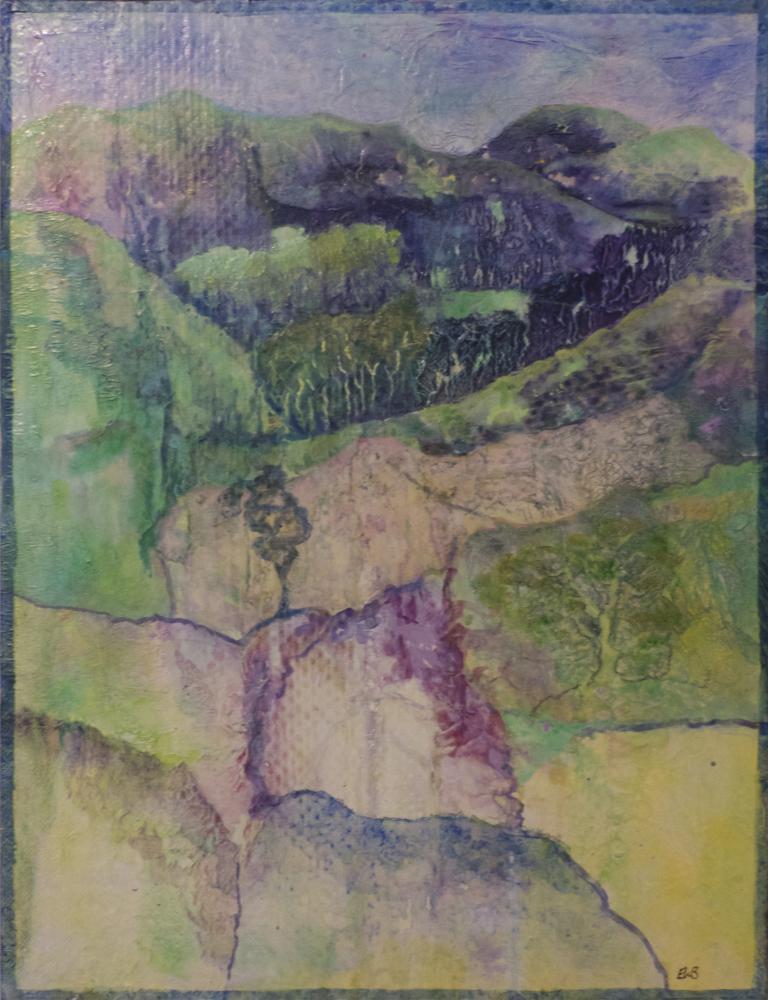 Elizabeth Warren-Boulton: Hanging Valley