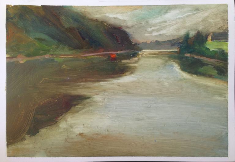 Myriam Kin-Yee: The Red Buoy