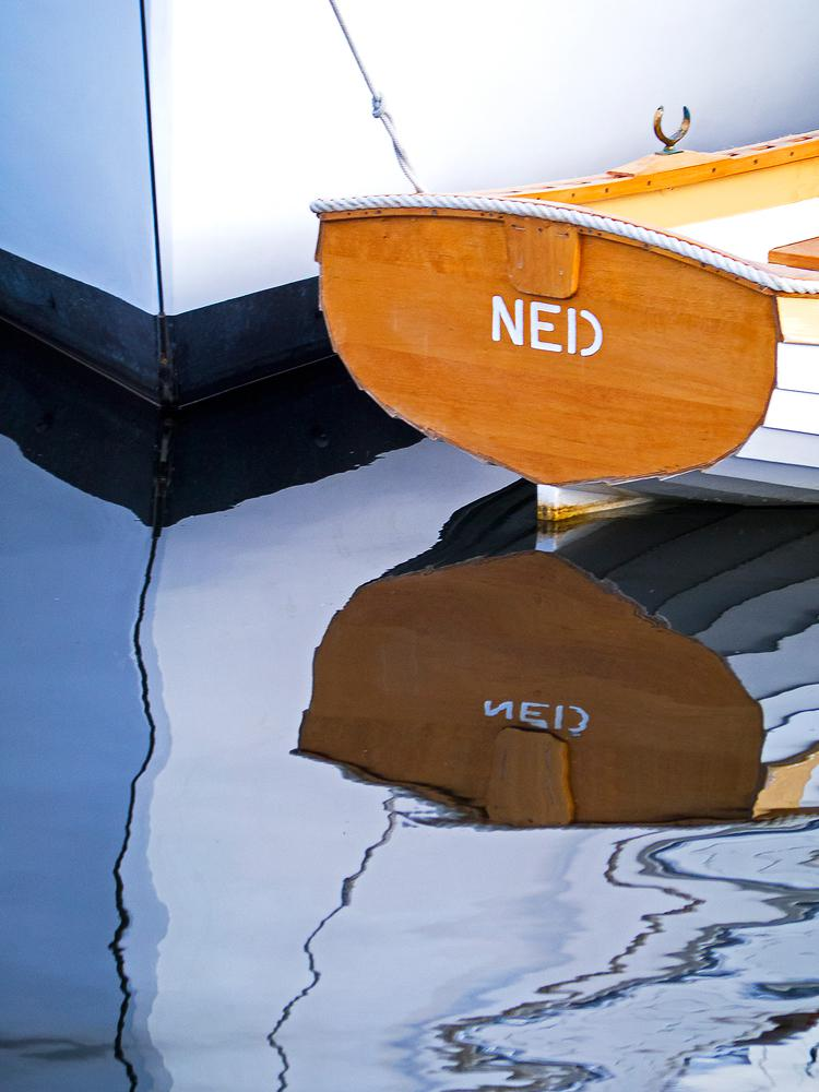 Ned the Rowboat