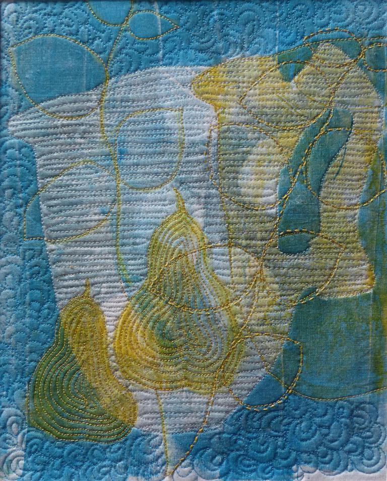 Carolyn Collins: Stitched Life with Jug