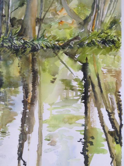 Annie McCarron: Brogers Creek
