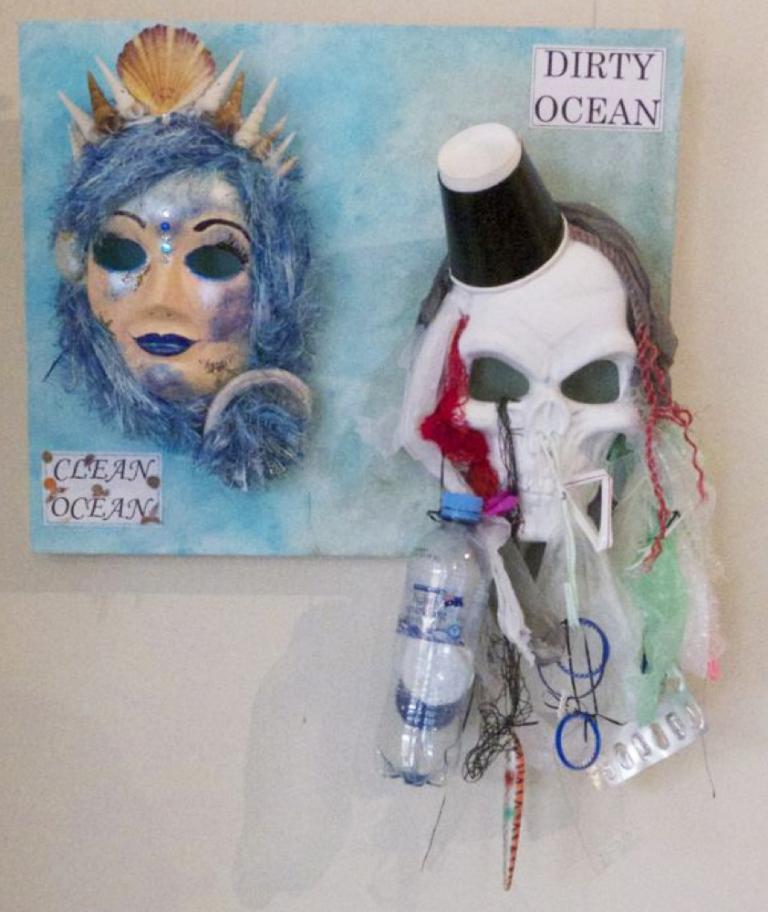 Ba Ackworth: Clean Ocean, Dirty Ocean