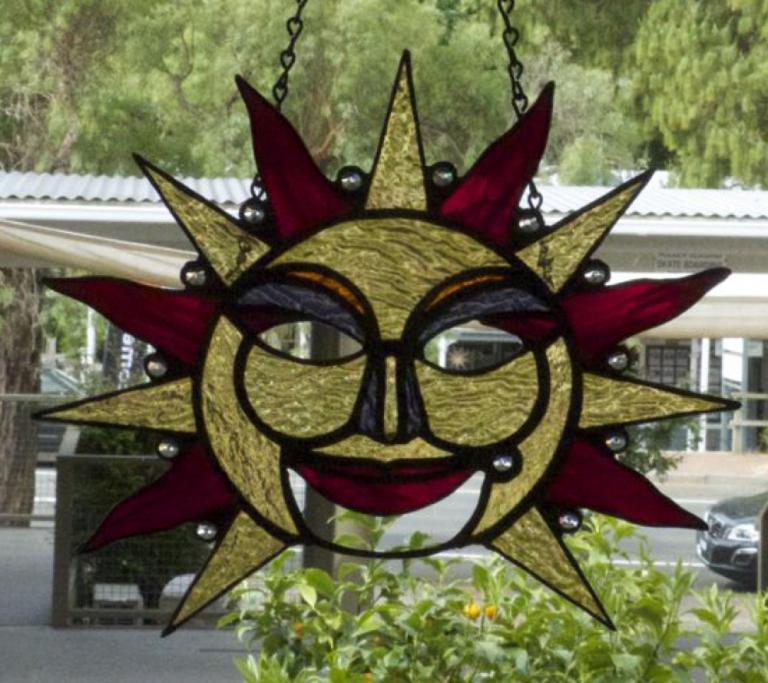 Lance Brown: Sun and Stars