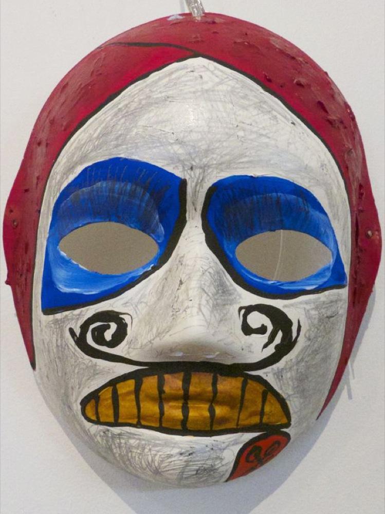 Lynda Fraser: The Poet's Mask
