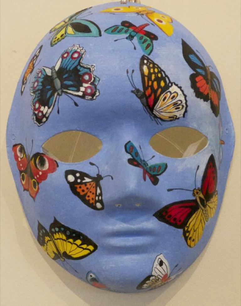 Christine Kelly: Butterflies