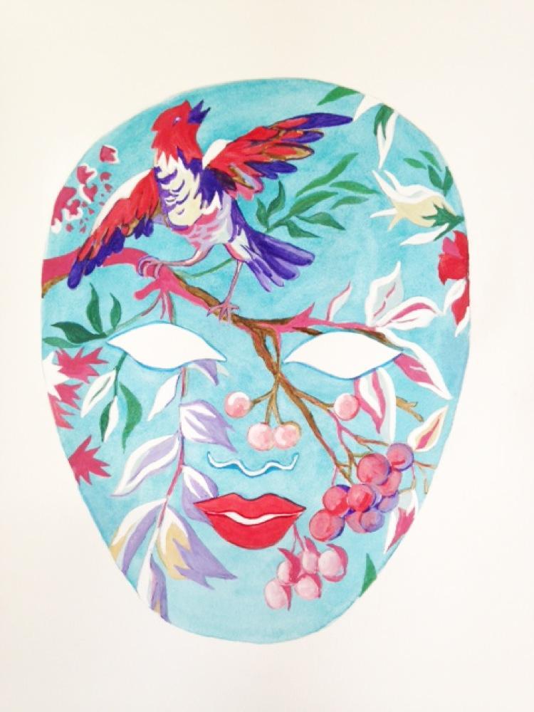 Christine Kelly: Mask 1