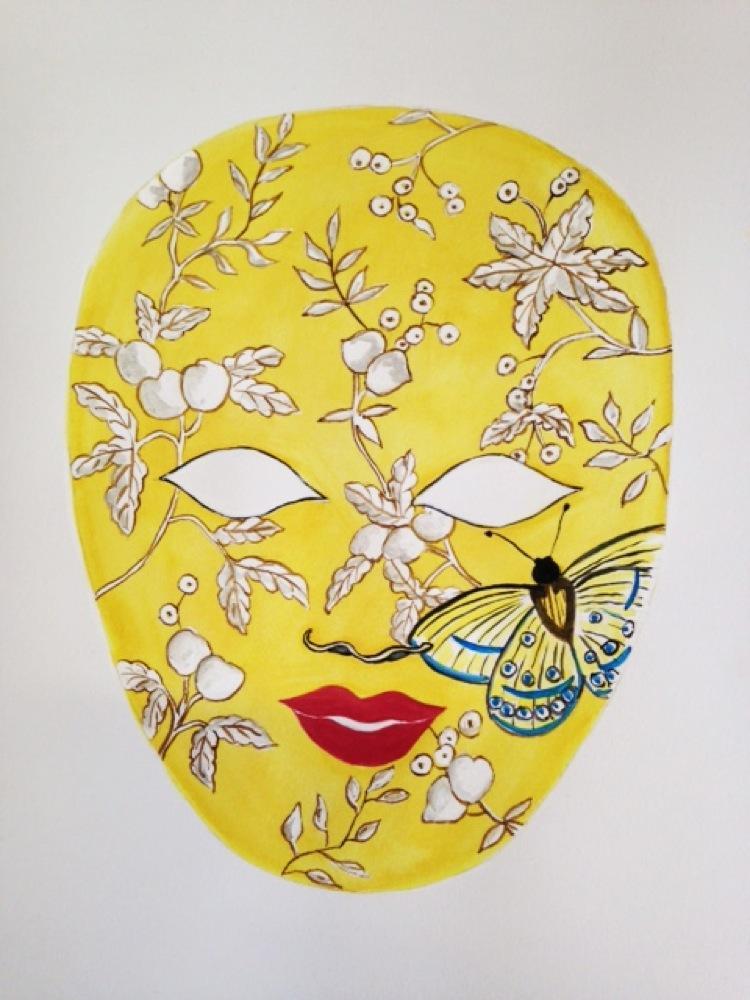 Christine Kelly: Mask 2