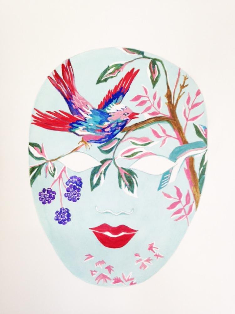 Christine Kelly: Mask
